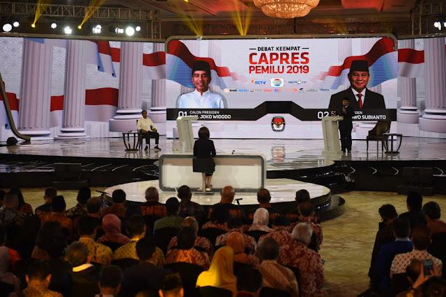 <i>Closing Statement</i>, Prabowo Ingatkan Bahaya ABS Di Belakang Jokowi