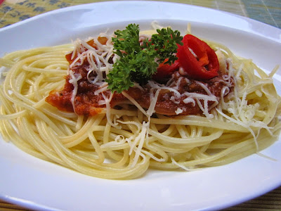 Spaghetti Bolognaise Resep