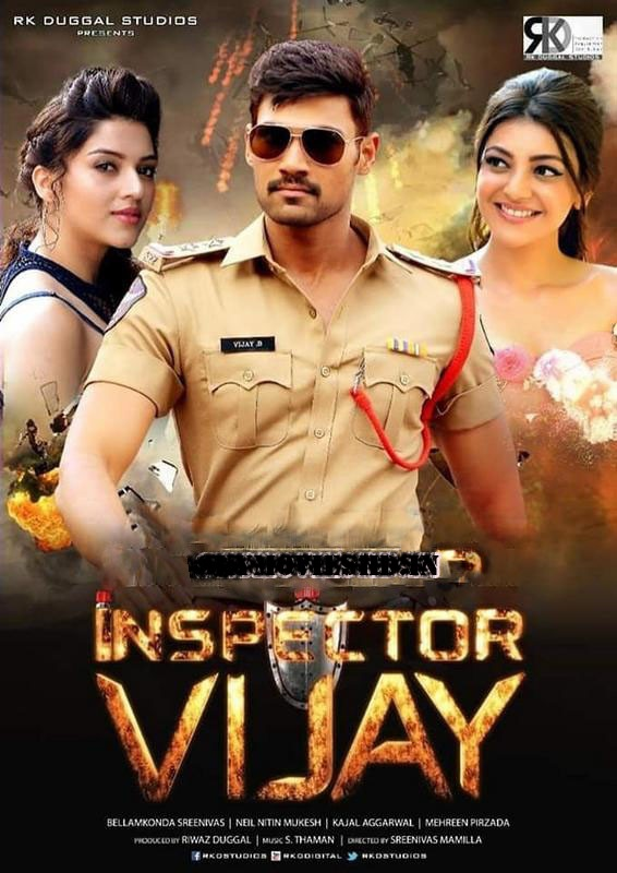 Inspector Vijay (Kavacham) 2019 Hindi Dubbed 720p HDTVRip x264 999MB