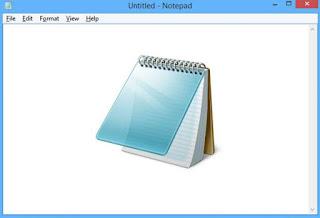 programmi notepad blocco note