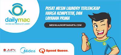 mesin pengering laundry