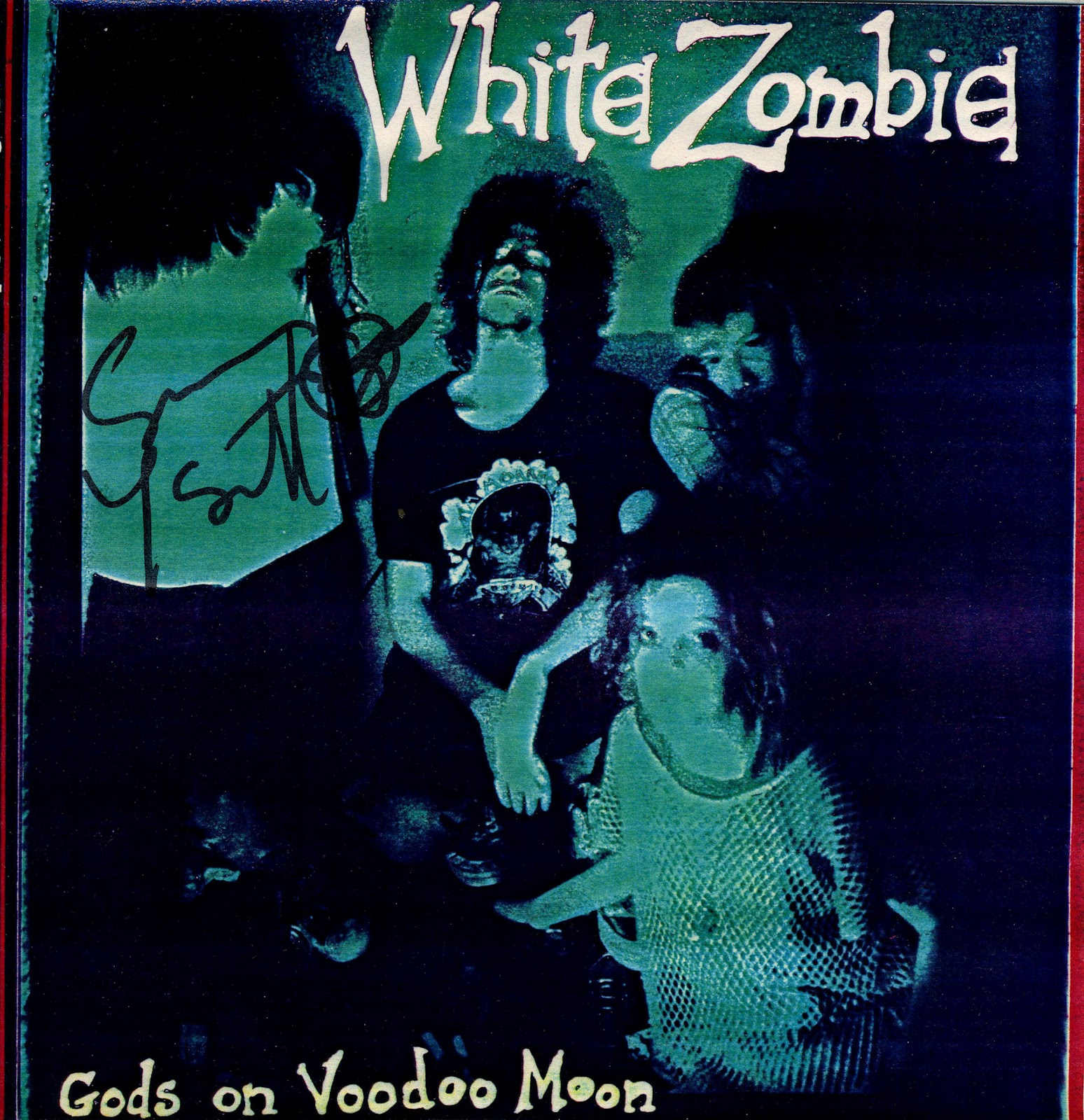 All Access Sean Yseult Offers Up Rare White Zombie Relics