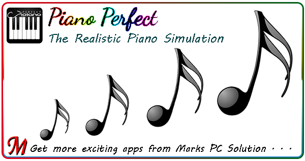 Realistic Piano App - Piano Perfect