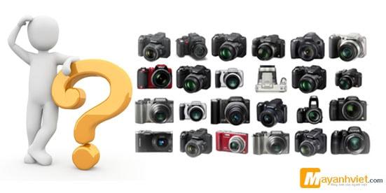 Bí quyết chọn máy ảnh