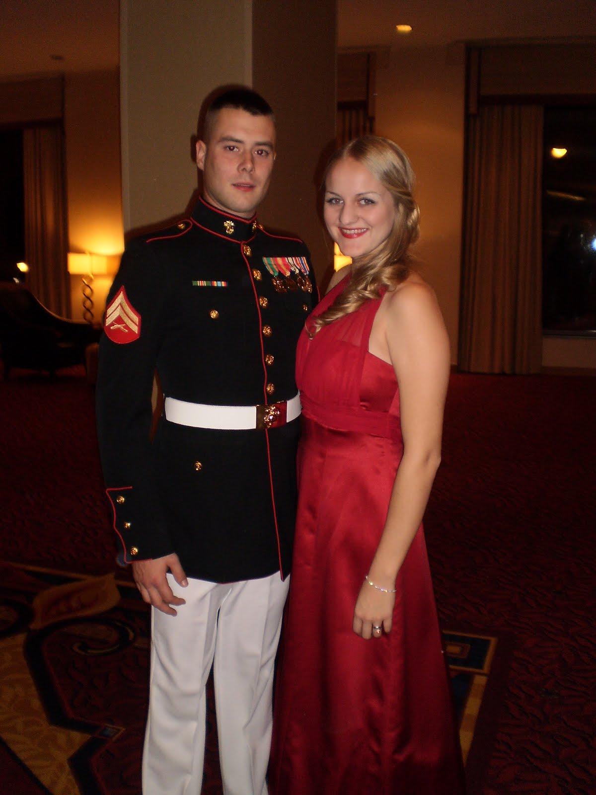 My Marine And Me Usmc Birthday Ball Dos And Don Ts