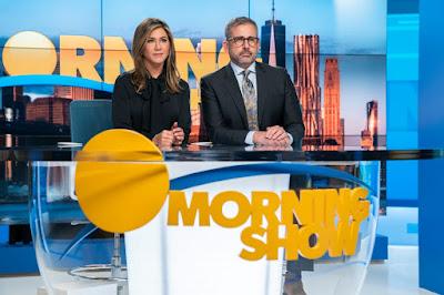 The Morning Show Series Jennifer Aniston Steve Carell Image 1