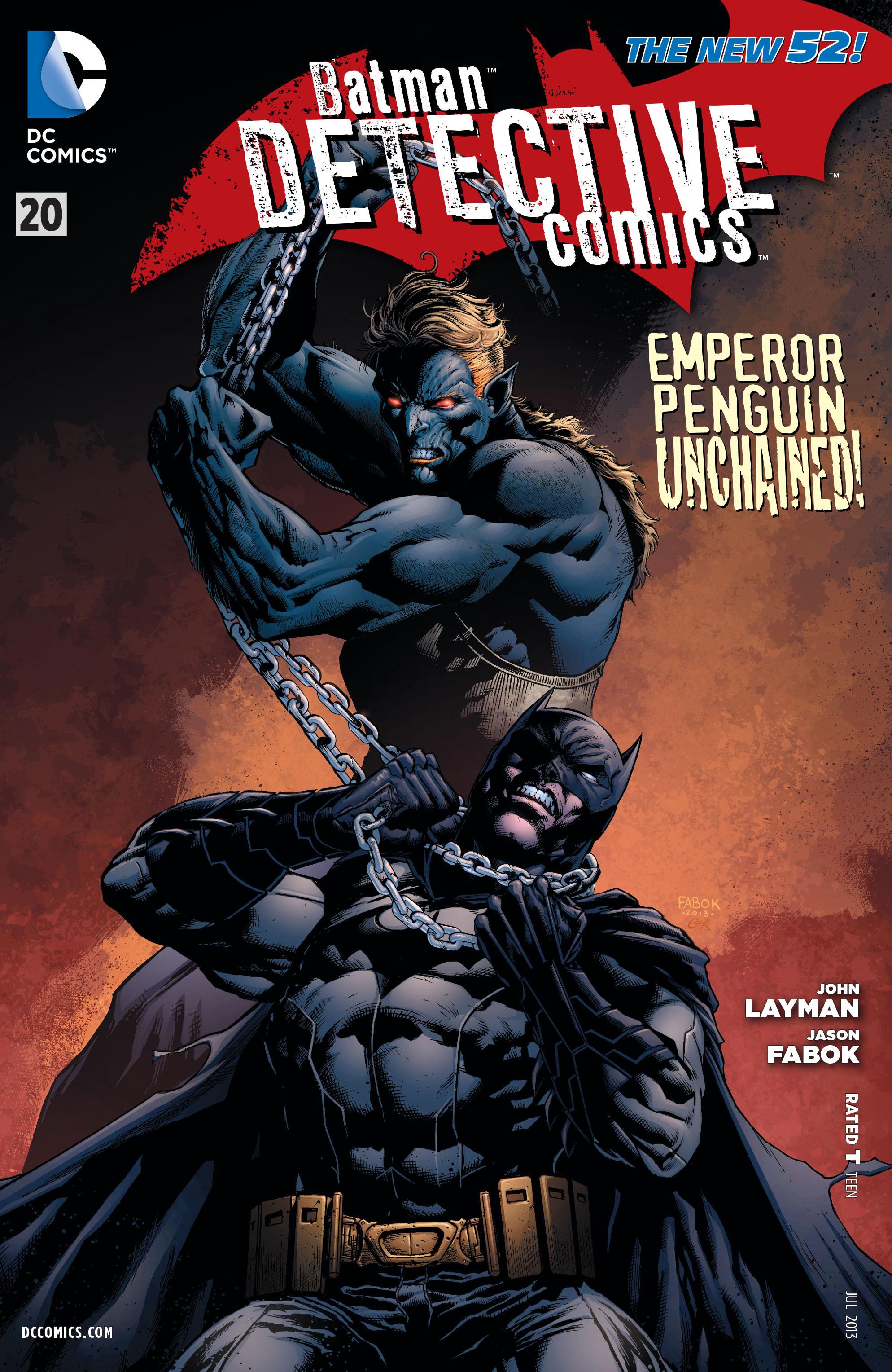 Detective Comics (2011) 20 Page 1