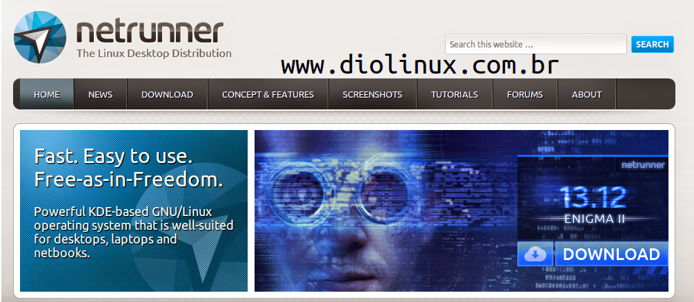 Netrunner Linux Review