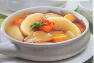 Resep Sup Apel