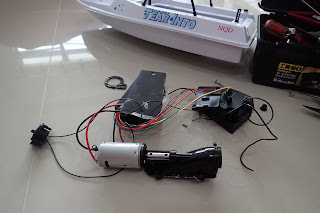 build - [Build Thread] Boolean21's NQD Jet Boat Build P6059427