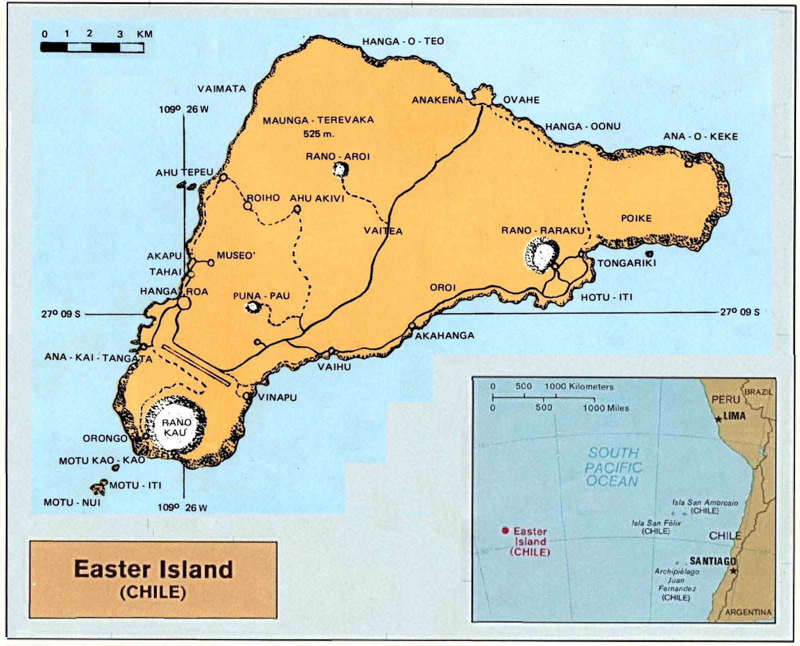 Ilha de Páscoa | Chile
