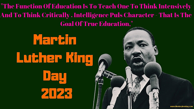 Martin Luther King Day in 2023