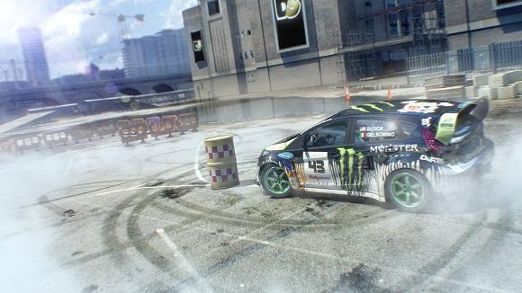 DiRT 3 PC Full Version Screenshot 1