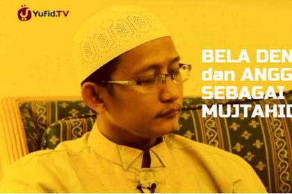 Bela Densus 88, Ustadz Ini Anggap Densus Seperti Mujtahid dan Pembunuhan Oleh Densus Itu Sah!