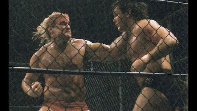 Magnum TA Tully Blanchard I Quit Match