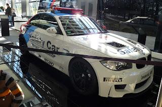 Coche de seguridad de la F-1, BMW Welt.