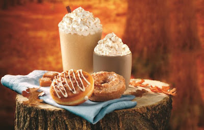 Krispy Kreme Reveals 2016 Fall Donut And Drinks Menu