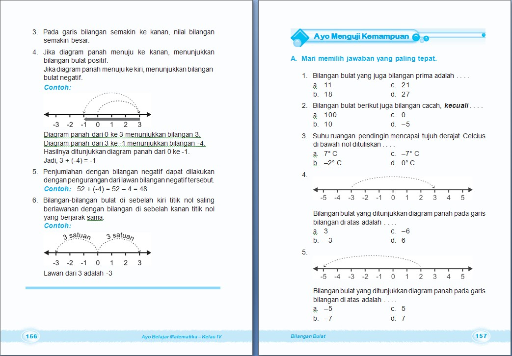 Ayo Belajar: buku pelajaran matematika kelas 5 sd