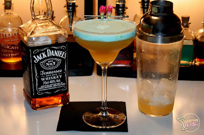 whiskey rock cocktail