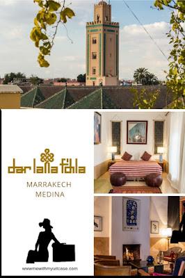 Riad Marrakech Dar Lalla f'dila