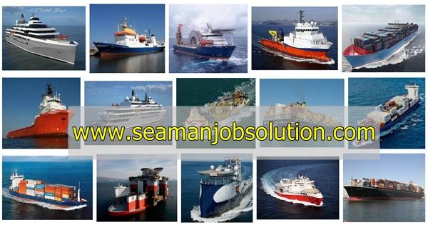 Urgent Ship Crew For August Deployment 2018 - Seaman jobs | Seafarer
