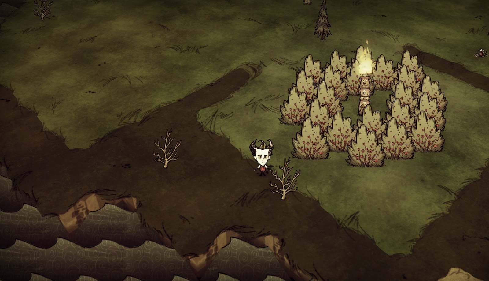 donu0027t starve ining rod dont starve maxwells door how to get nightmare fuel in donu0027t starve wooden thing dont starve donu0027t starve chapter 1 ... & How To :): donu0027t starve ining rod