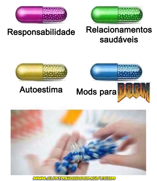Qual a pílula você escolhe?