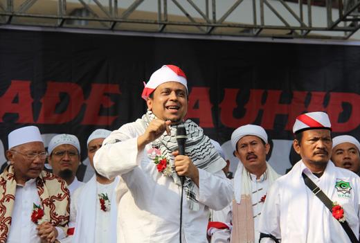 Ustaz Haikal Paparkan Dilema Jari Pendukung Jokowi