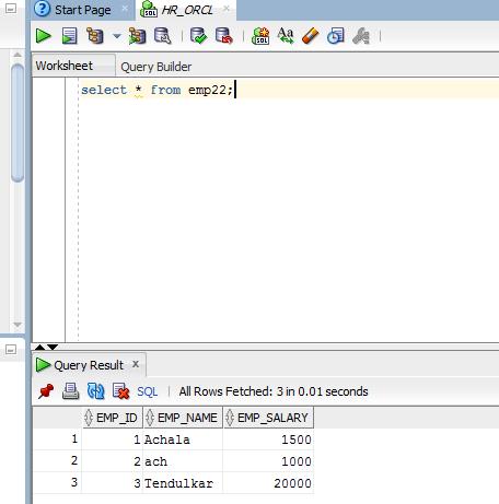 Database Transactions / (Oracle Database ) / COMMIT