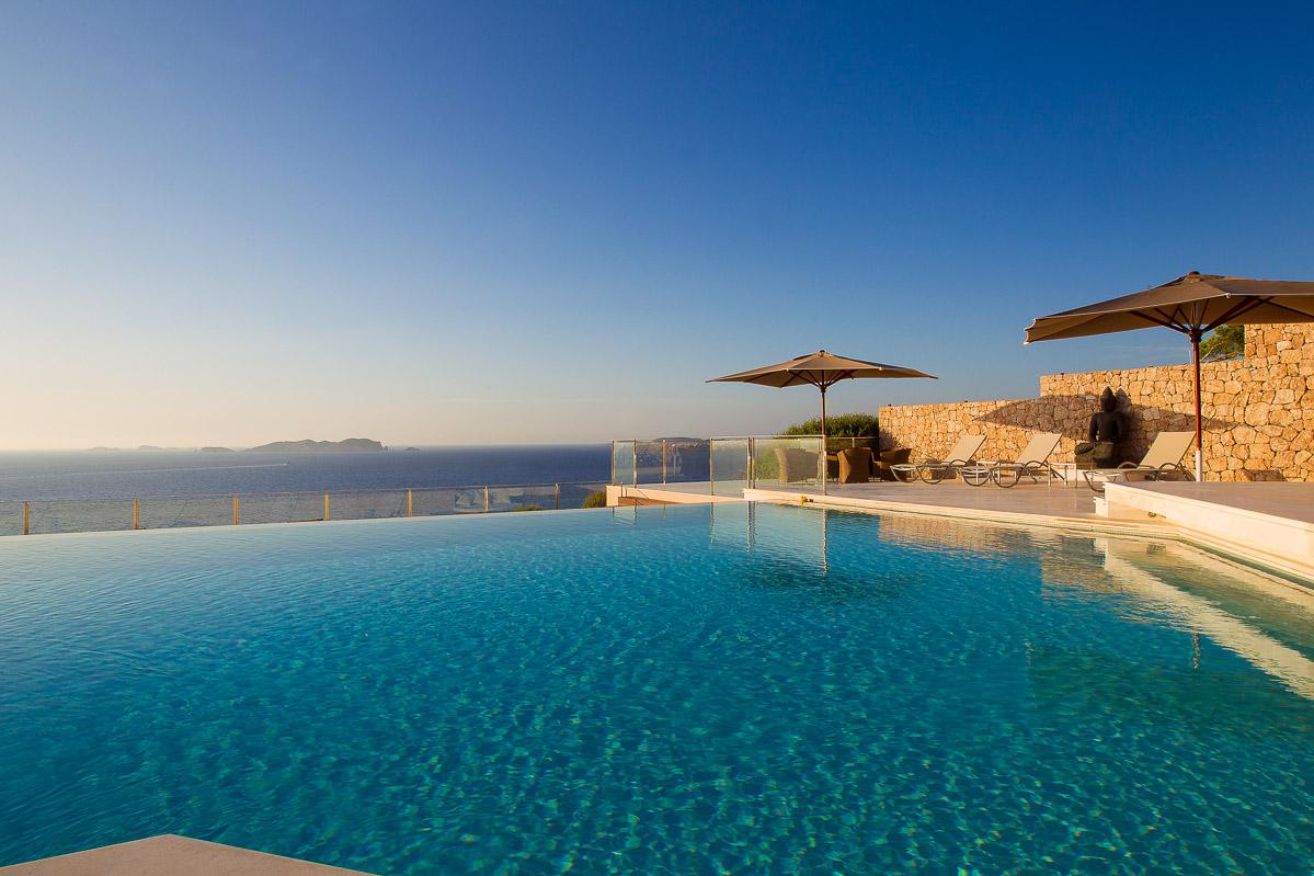 Villa Oceans Cala Vadella, Ibiza, Spain