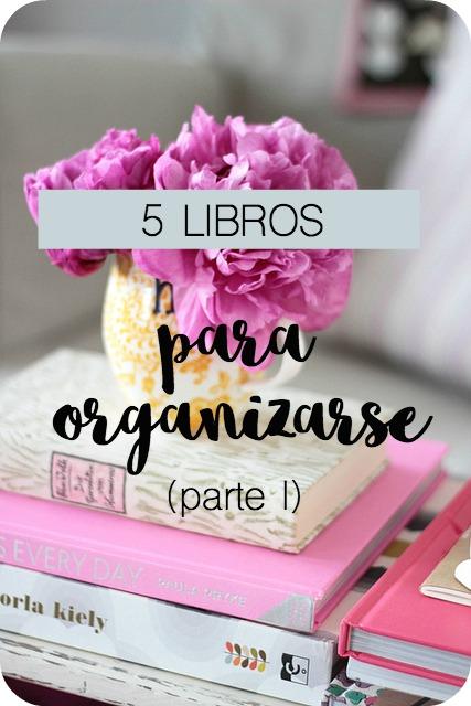 Libros para organizarse