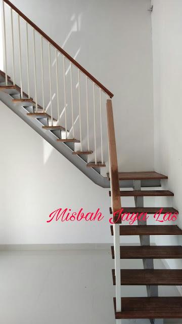 tangga Besi Kayu Bintaro
