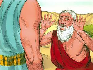 História de Abimeleque, Sara e Abraão.