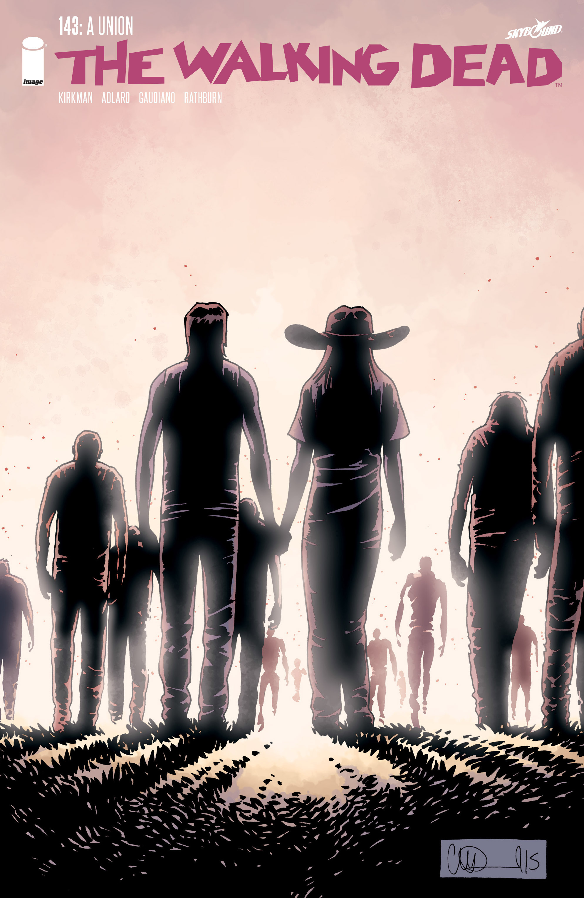 The Walking Dead 143 Page 1