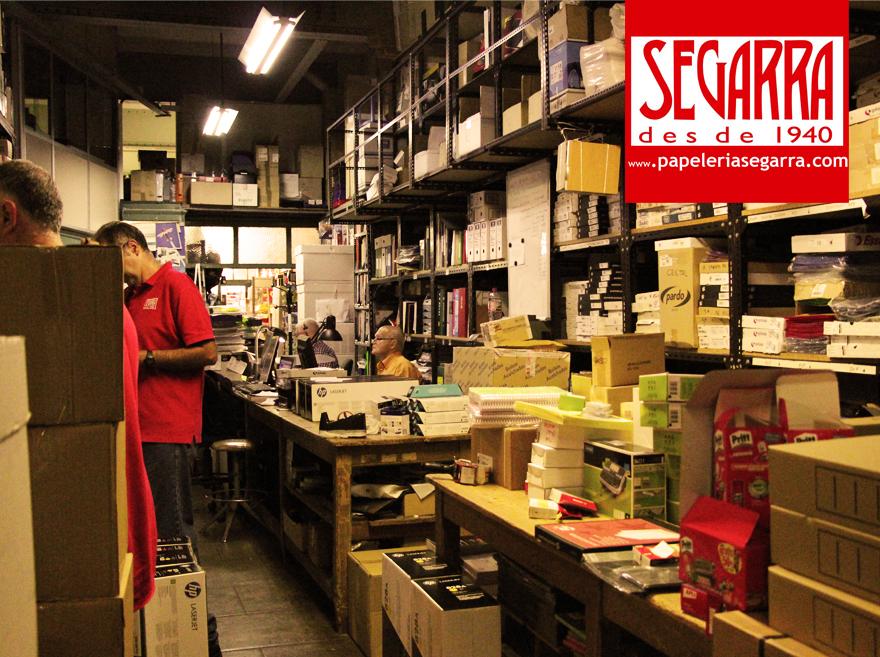 Papeler a online for Material oficina barcelona