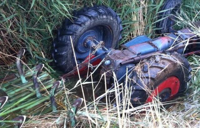 Πρέβεζα: Σοκ!!! Σκοτώθηκε γνωστός κλαρινίστας – Τον πλάκωσε το τρακτέρ καθώς έκανε εργασίες στο χωράφι