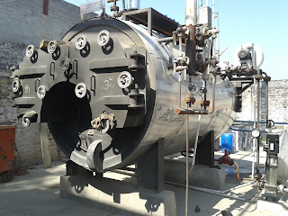 Packaged Boilers - Intech