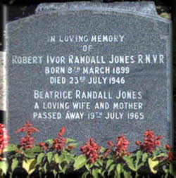 1899 Robert Ivor Jones 1946