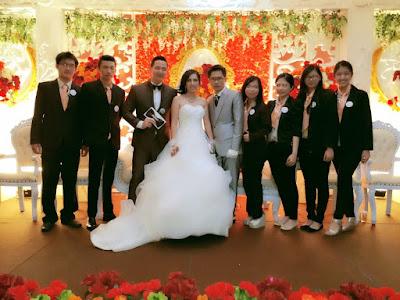 Menggunakan Jasa Wedding Organizer