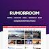 WordPress RumorRoom Portal & Magazin Teması