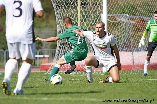 Sparta Sycewice pokonała 8-0