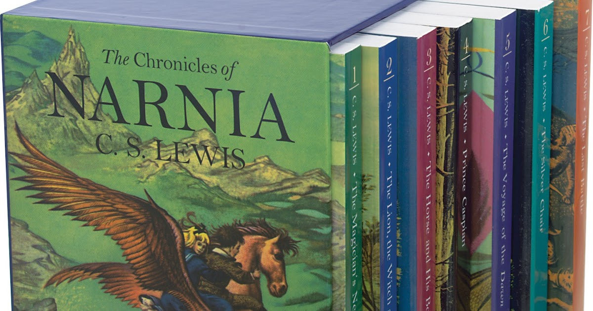 Read Aloud Dad : Complete Chronicles of Narnia: My Picks of the Best  Illustrated Children's Editions