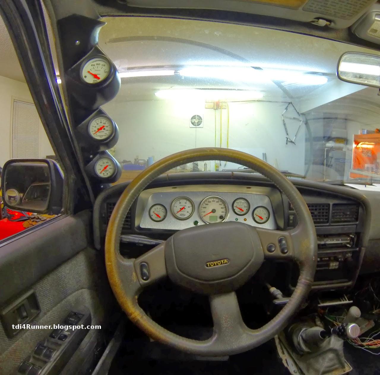 Toyota TDI 4Runner Project - Diesel Conversion