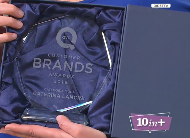 qvc customer brands awards 2018 moda