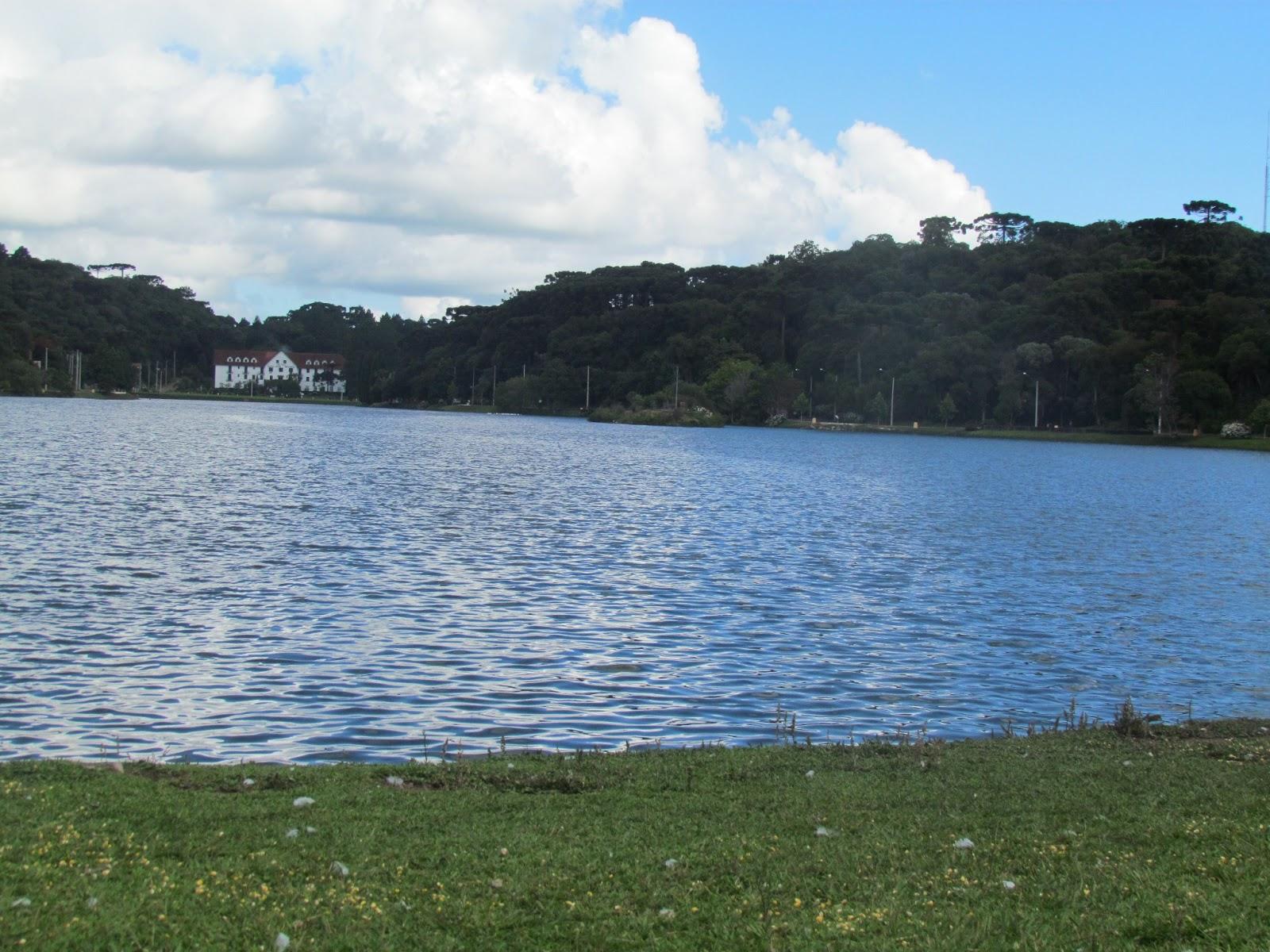 Lago em São Chico