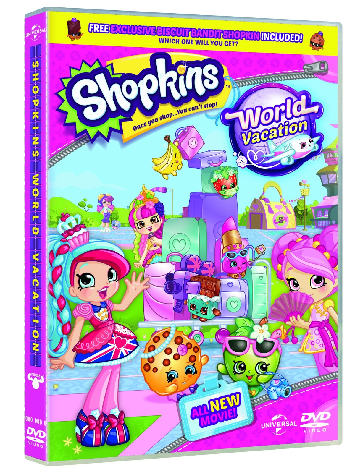 Eva Is At The Age Where She Loves Collectable Toys So Shopkins Are Right Up Her Street Currently Has A Few But Shes Hoping Santa Will Bring Some