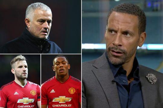 Ferdinand nổi đóa với phát biểu của Mourinho