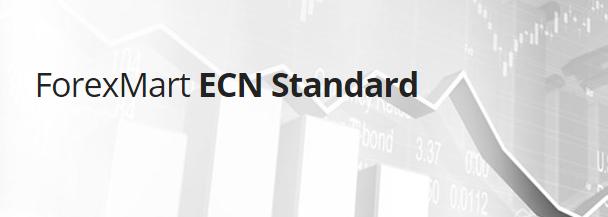 Membuka Akun ECN Standar di ForexMart