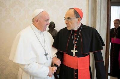El Papa respalda a cardenal condenado por encubrir pedofilos de la iglesia