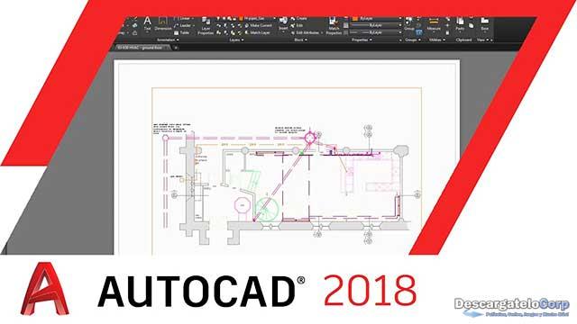 AutoCad 2018 Final Español e Ingles 32 y 64 bits